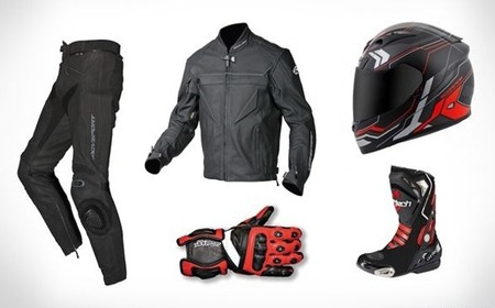 best motorcycle protective gear