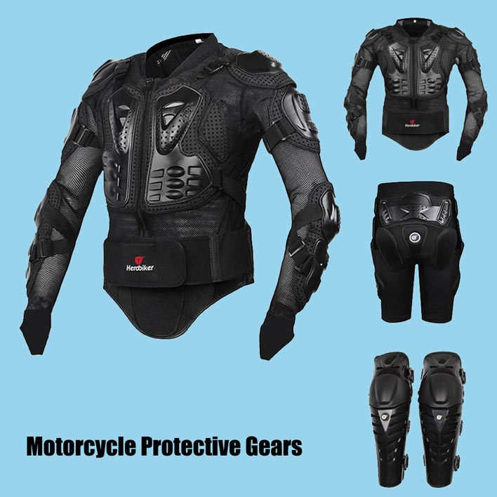 Motorcycle Protective Gears