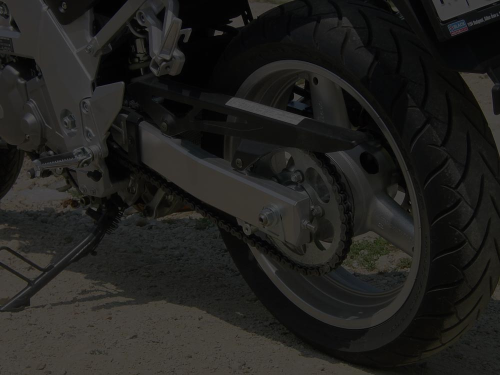 Replace Motorcycle Tires