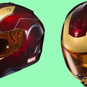 The 7 Best iron man motorcycle helmets in 2021