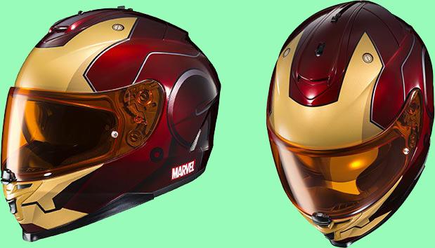 Best Iron Man Motorcycle Helmets