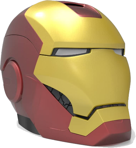Captain America: Civil War Iron Man Helmet
