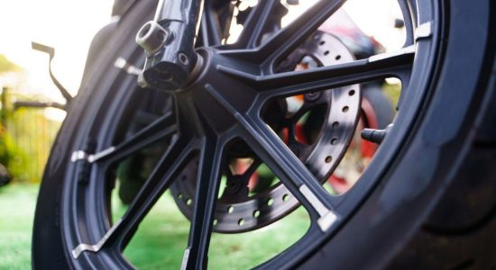 How to paint motorcycle rims (Do it Yourself)