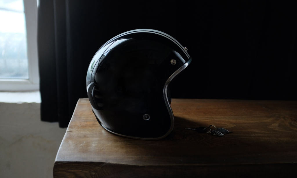 When to replace motorcycle helmet