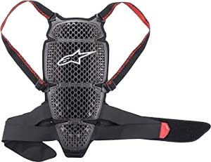 Alpinestars Men's Nucleon KR-Cell Motorcycle Back Protector