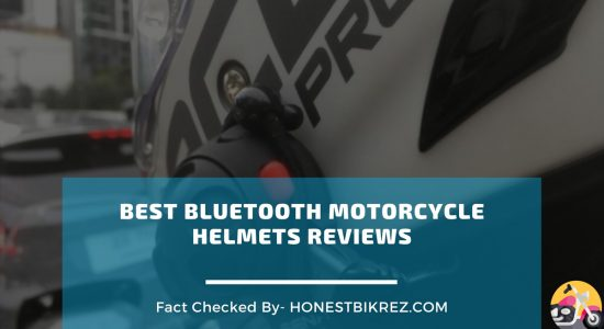 The Top 7 Best Bluetooth Motorcycle Helmets Review For 2021