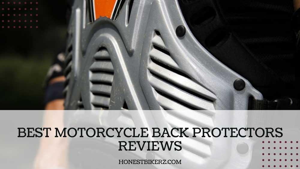 Best Motorcycle Back Protectors