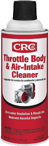 CRC Throttle Body and Air-Intake Cleaner