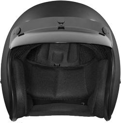 Daytona Helmets Motorcycle Open Face Helmet