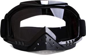 Dmeixs Anti Fog UV ATV Off-Road Dirt Bike Goggles