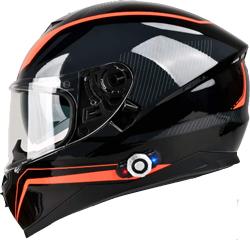 FreedConn-DOT-Full-Face-BM12-Communication-System-Motorcycle-Helmet