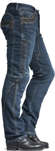 MAXLER JEAN Biker Jeans for men