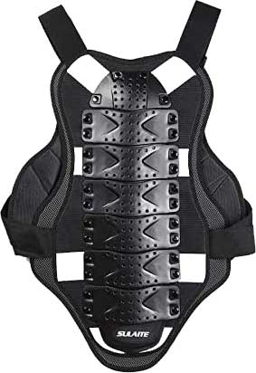 Motorcycle Armor Vest Chest Back Spine Protector