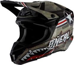 O'Neal 0628-701 5SRS Adult Helmet