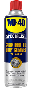 WD-40 Carb/Throttle Body & Parts Cleaner