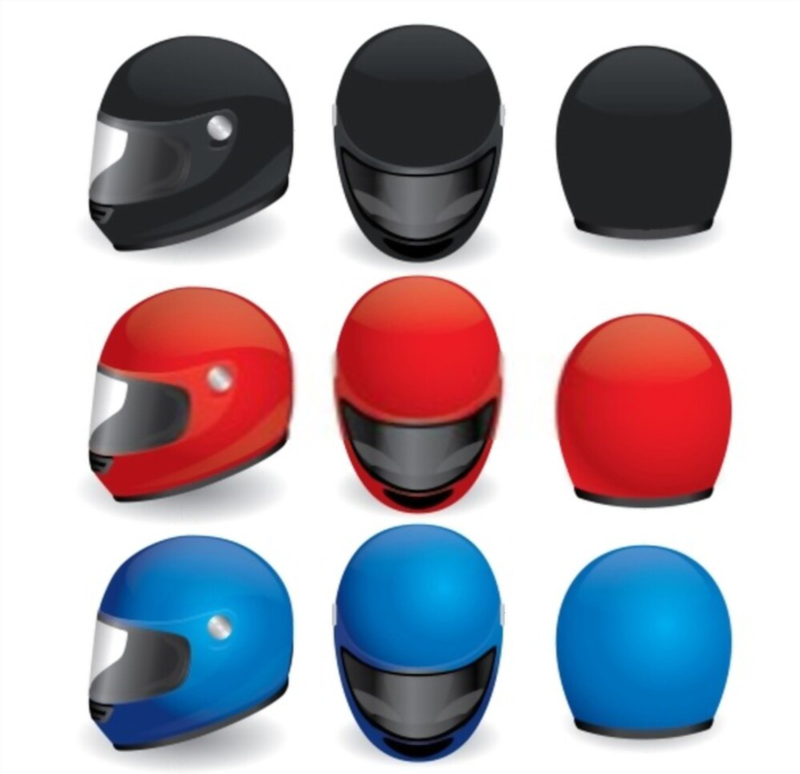 quality of a motorcycle helmet