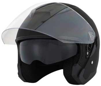 1Strom-Motorcycle-(Scooter)-Open-Face-Helmet