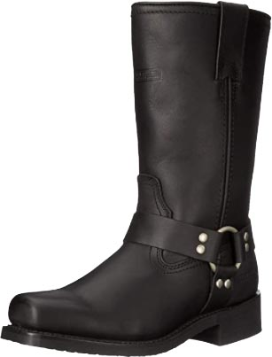 Ad-Tec-Mans-13-in-Harness-Straps-Grain-Leather-Motorcycle-Riding-Boots