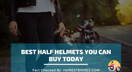 The 10 Best Half Helmets for Motorcycle(Honest Reviews and Buying Guide) in 2021