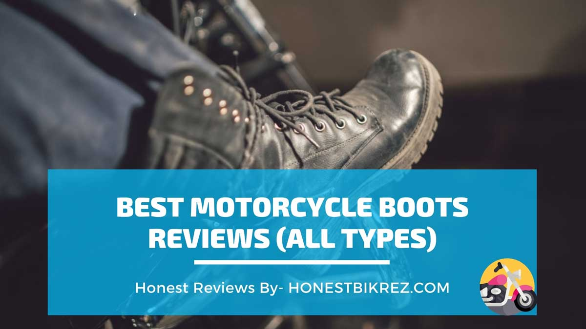 Best Motorcycle Boots Reviews
