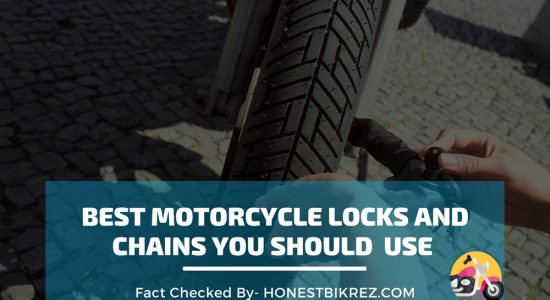 The 13 Best Motorcycle Locks and Chains Review to Prevent Theft in 2021