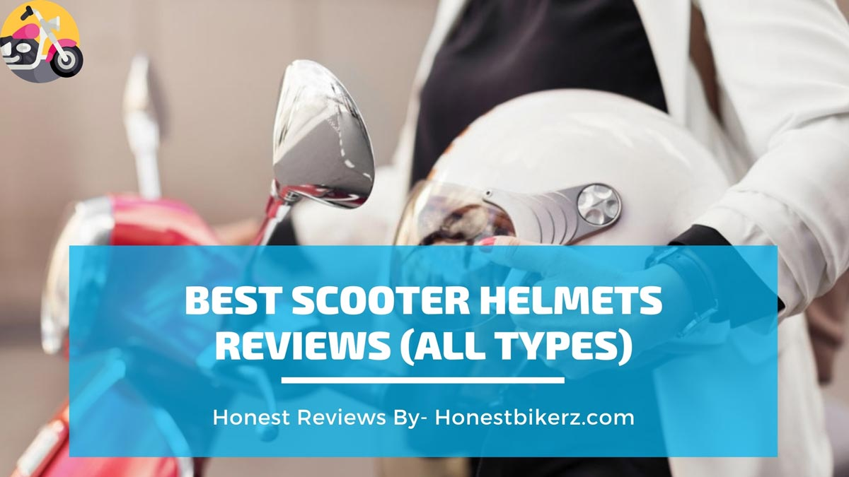 Best Scooter Helmets Reviews in 2021