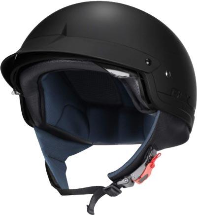 GLX-Motorcycle-Half-Helmet