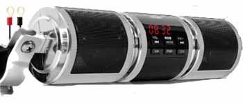 GoHawk-RD8-Gen-2-Waterproof-Bluetooth-Motorcycle-ATV-Stereo-Speakers