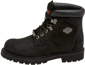 HARLEY-DAVIDSON-FOOTWEAR-Mens-Badlands-Motorcycle-Boot