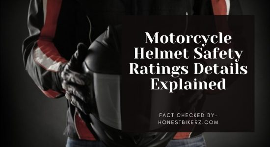 Motorcycle Helmet Safety Ratings Details Explained in 2021