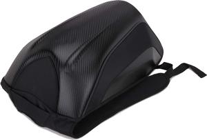 Motorcycle Waterproof hard Shell Backpack Carbon Fiber by JFG Racing