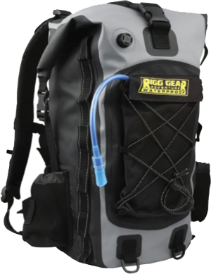 Nelson-Rigg Large Capacity Motorcycle Waterproof Backpack