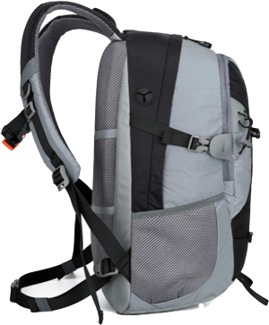 Reflective  Motorcycle Large Capacity Backpack by Riderbag