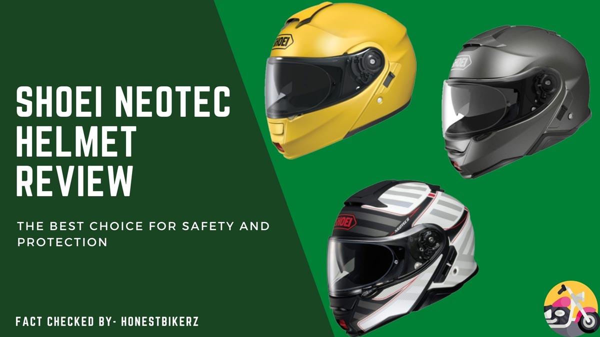 Shoei Neotec Helmet Review