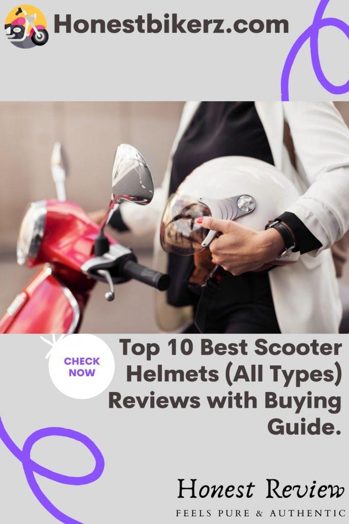 Top Best Scooter Helmets Reviews in 2021