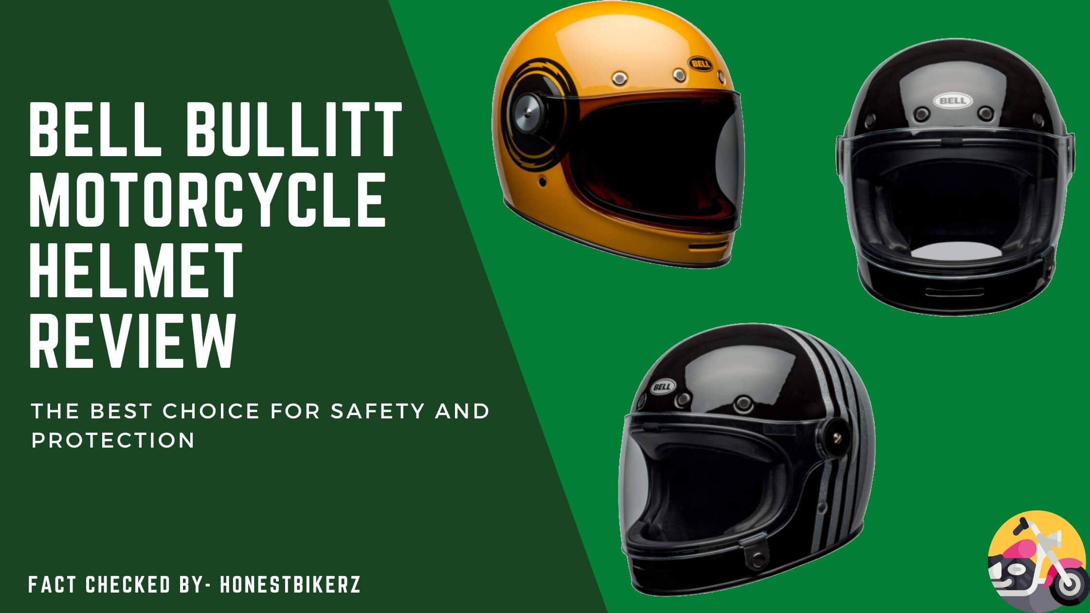 Bell Bullitt Motorcycle Helmet Reviews
