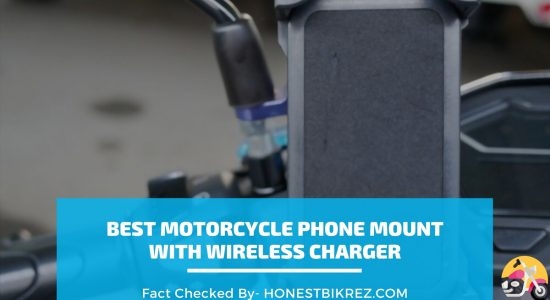 Top 10 best motorcycle phone mount with wireless charger for 2021