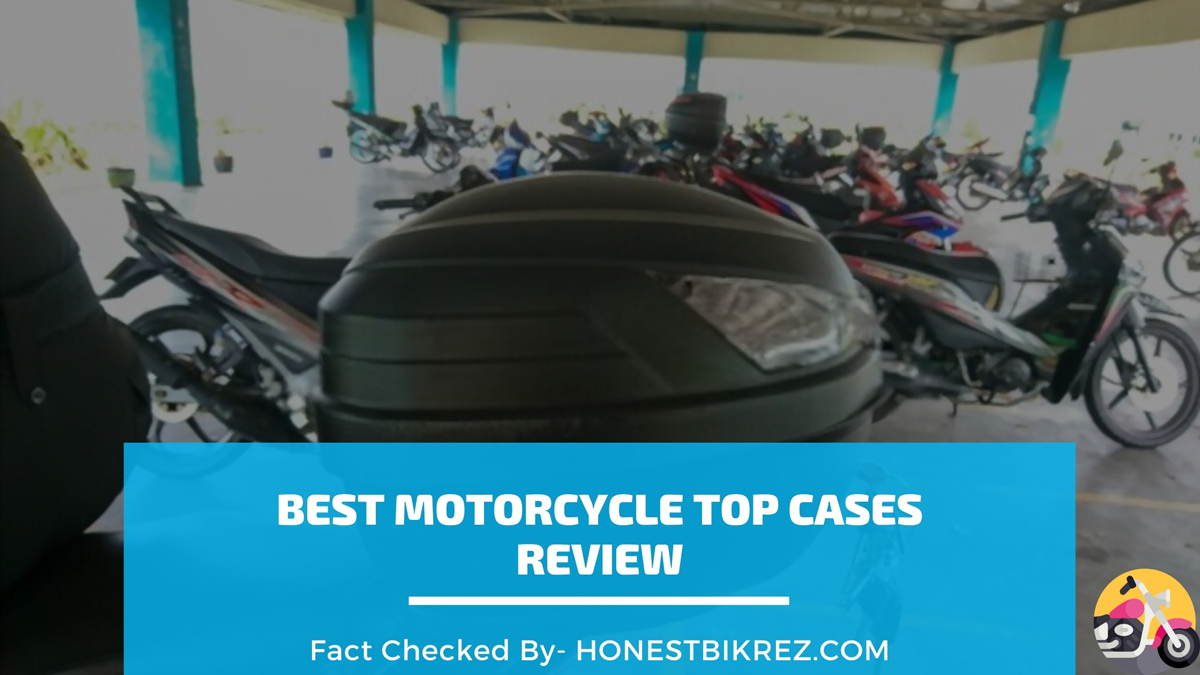 Best Motorcycle Top Cases Review