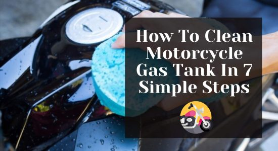How to clean motorcycle gas tank in 7 Simple Steps