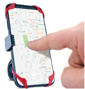 Vibrelli-Universal-Bike-Phone-Mount