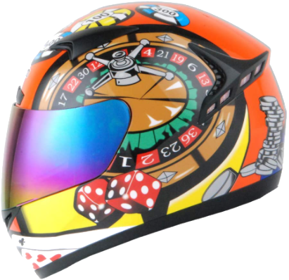 1STORM motorcycle full face helmet booster