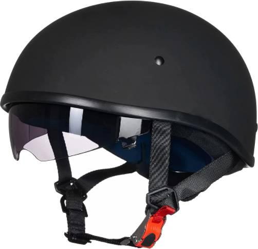 Auboa Motorcycle Cruiser Half Helmet