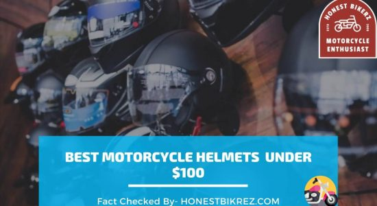 The 11 Best Full Face Motorcycle Helmets Under 100 for 2021