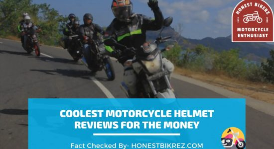 Coolest Motorcycle Helmet Reviews for the Money In 2021