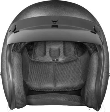 Daytona Cruiser Motorcycle Open Face Helmet