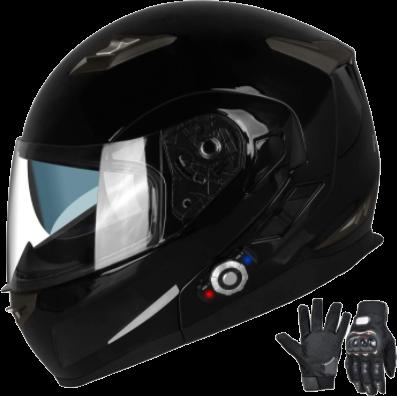 FreedConn Motorcycle Bluetooth Helmet
