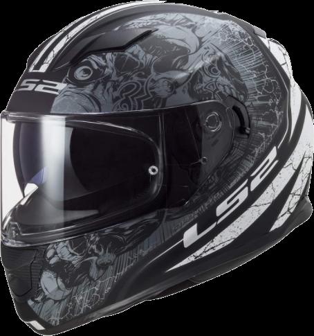 LS2 Helmets Full Face Stream Throne Helmet