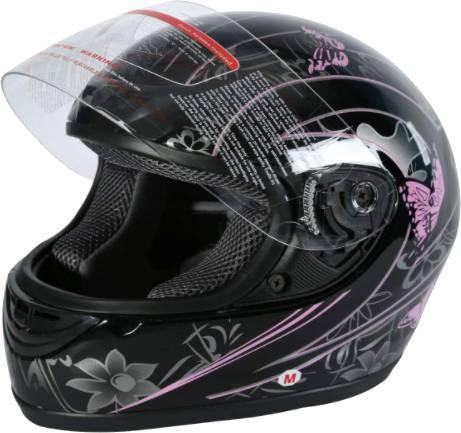 SLMOTO DOT Motorcycle Full Face Adult Helmet