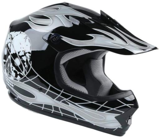 TCT-MT Skull Helmet