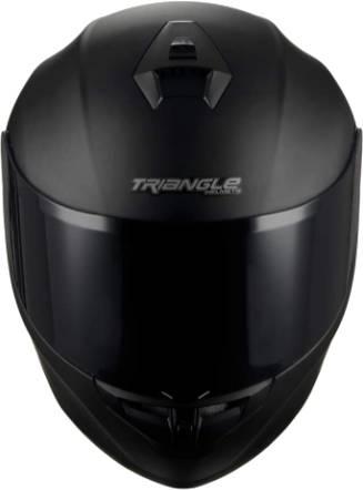 TRIANGLE Full Face Motorcycle Helmets Graffiti Cross Street Bike